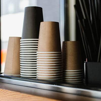 leverancier koffiebekers en andere horeca benodigdheden