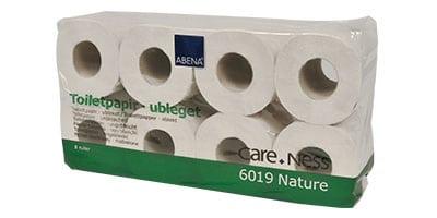 CARE NESS ecologische papier producten biologisch afbreekbaar