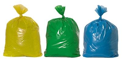 afvalzakken groothandel