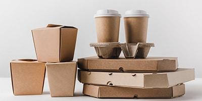 biologische afbreekbare verpakking