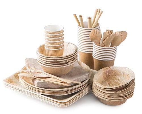 duurzame disposable wegwerp producten