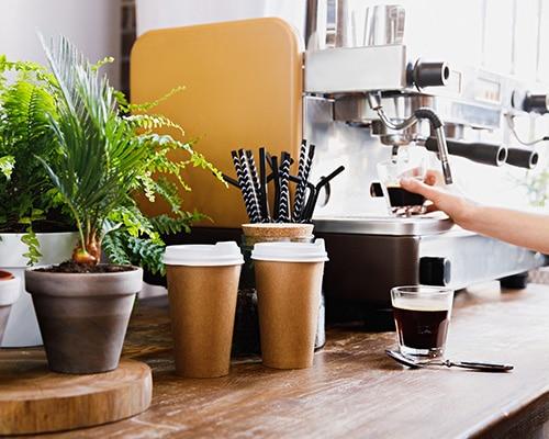 koffiebekers groothandel nederland milieuvriendelijk afbreekbaar