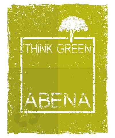think green abena ecologisch duurzaam